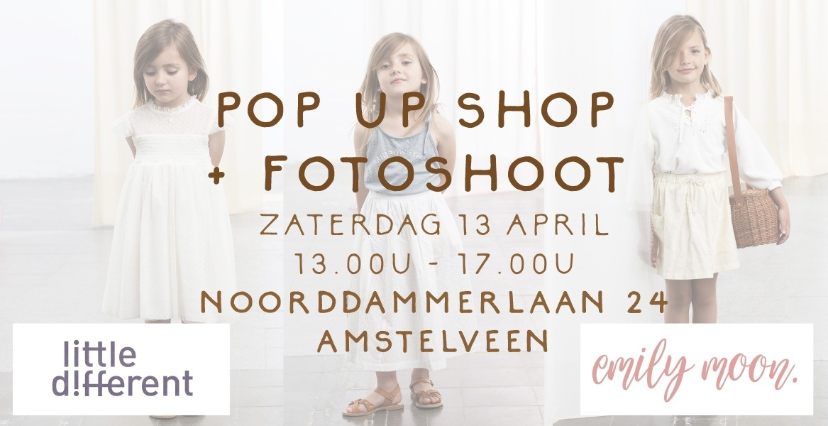 13 april shopping event!