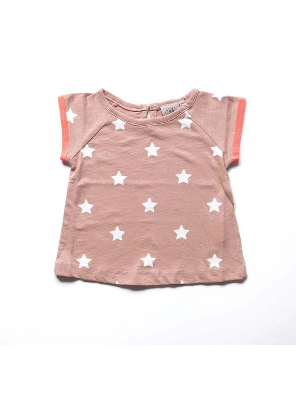 Blouse Pink star