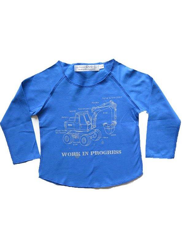 Shirt SAM King Blue