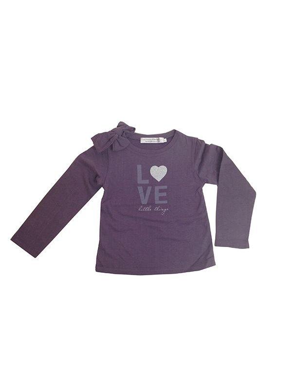 Shirt TARA Violet