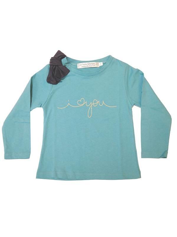Shirt TARA Nile Blue