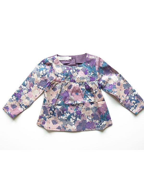 Blouse Liberty Violet