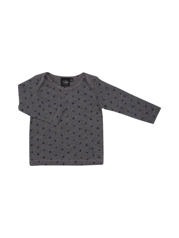 Long Sleeve grey star