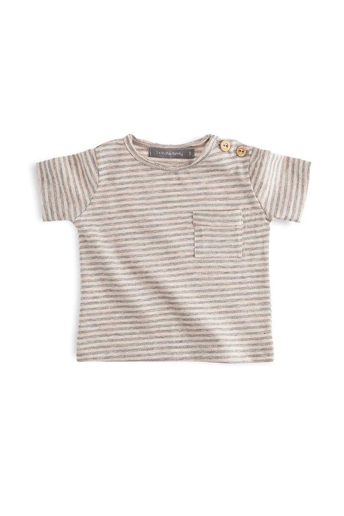 Didac pocket shirt rose