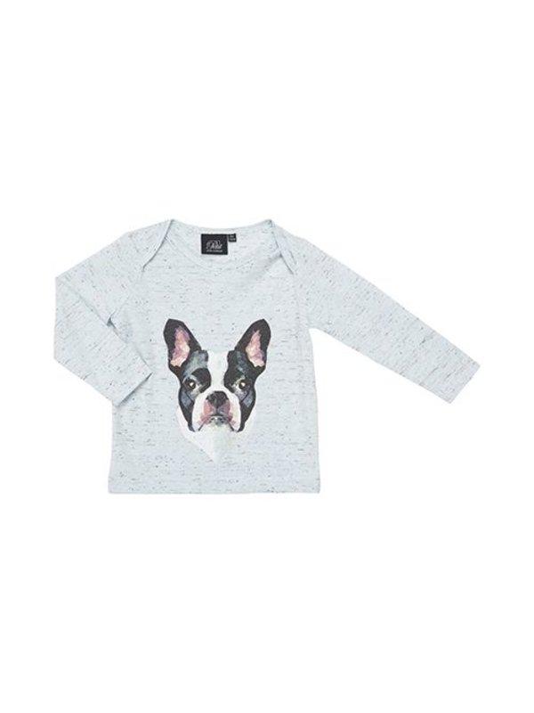 Shirt mint dog