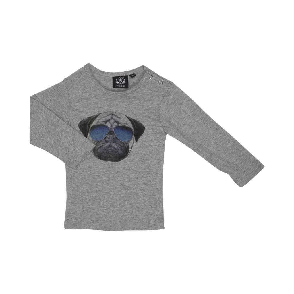 Longsleeve shirt cool dog