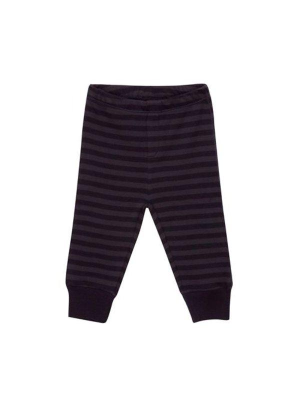 Legging Stripe Dark Blue