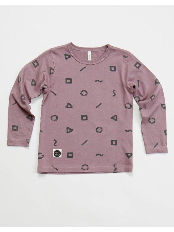 LAATSTE MAAT 110/116 Crayon long sleeve t-shirt