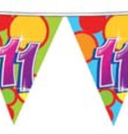 Feestfestijn Vlaggenlijn 11 jaar