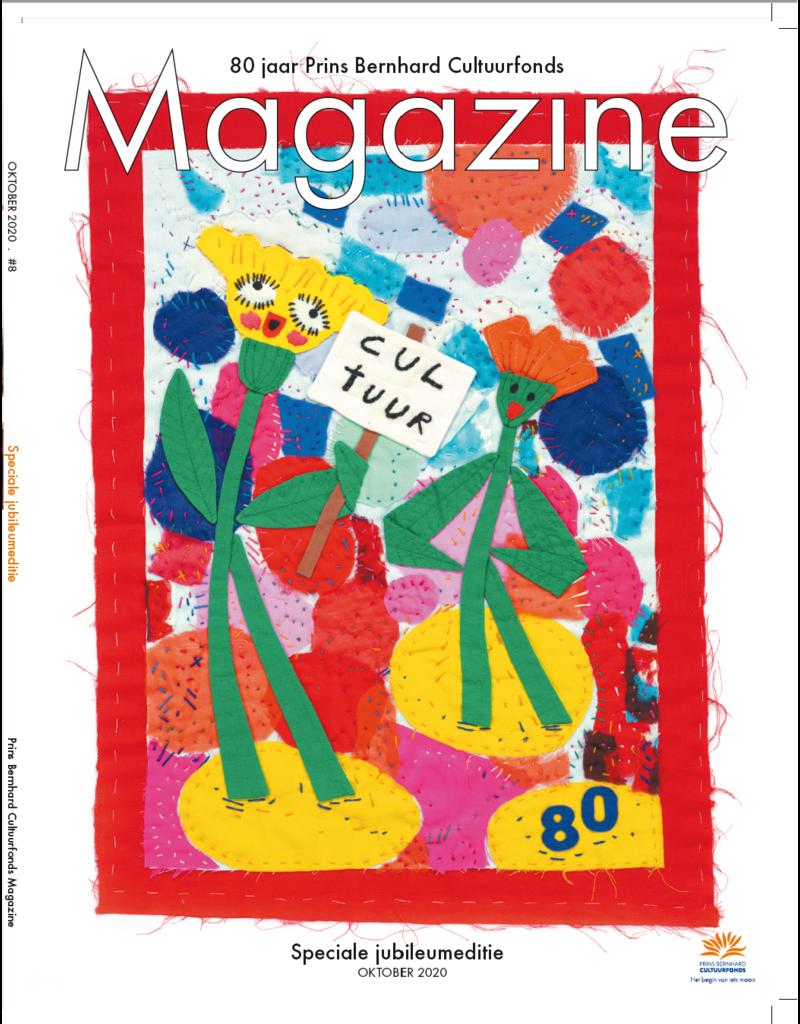 Cultuurfonds Magazine nr. 8
