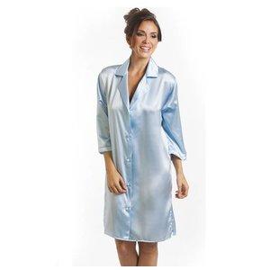 Zijden dames nachthemd -  kies je kleur