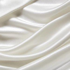Emperior Silk  Zijden hoeslaken Ivoor - 22MM
