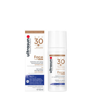 Ultrasun Face - getinte dagcrème Honey met SPF30