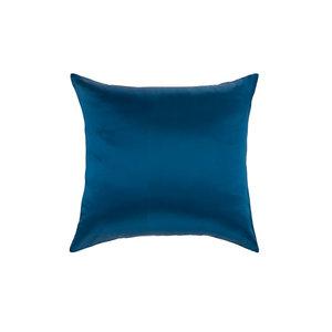 Silk Heaven 100% Zijden sierkussentje Blauw - 19MM