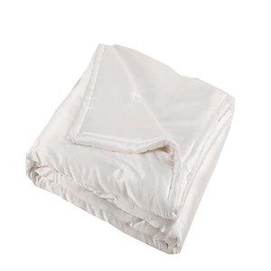 100% Zijden winterdekbed Luxus extra warm (500g/m2) -   zijden tijk