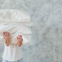 Minder nachtzweten met een anti transpiratie kussen