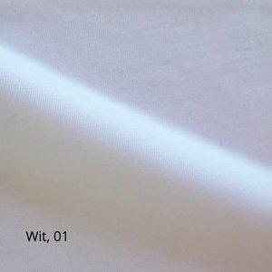 Beschermende Tencel dekbedhoes Wit - waterdicht & anti allergisch