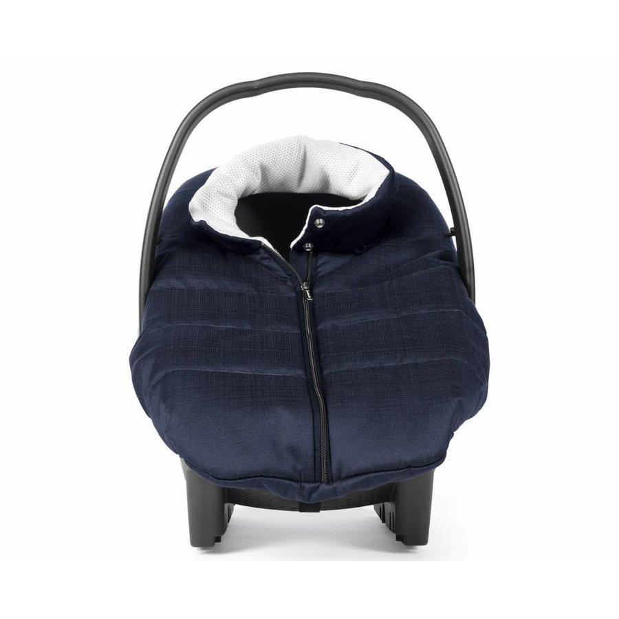 Iglo hoes voor autostoel -  Navy