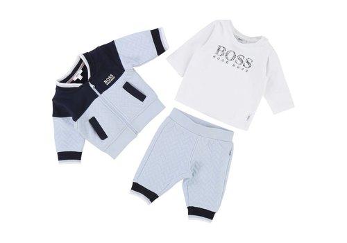 Hugo Boss joggingpak met t-shirt