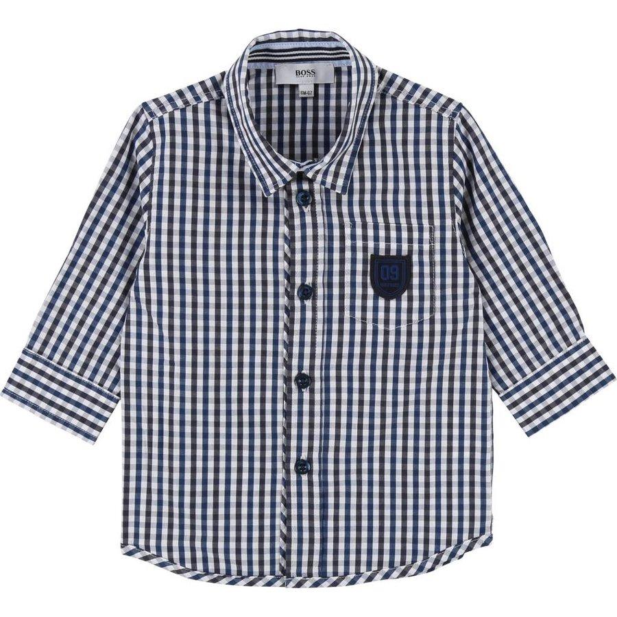overhemd ruit
