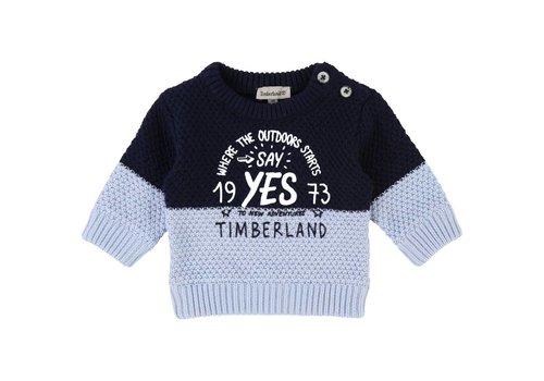 Timberland trui met logo
