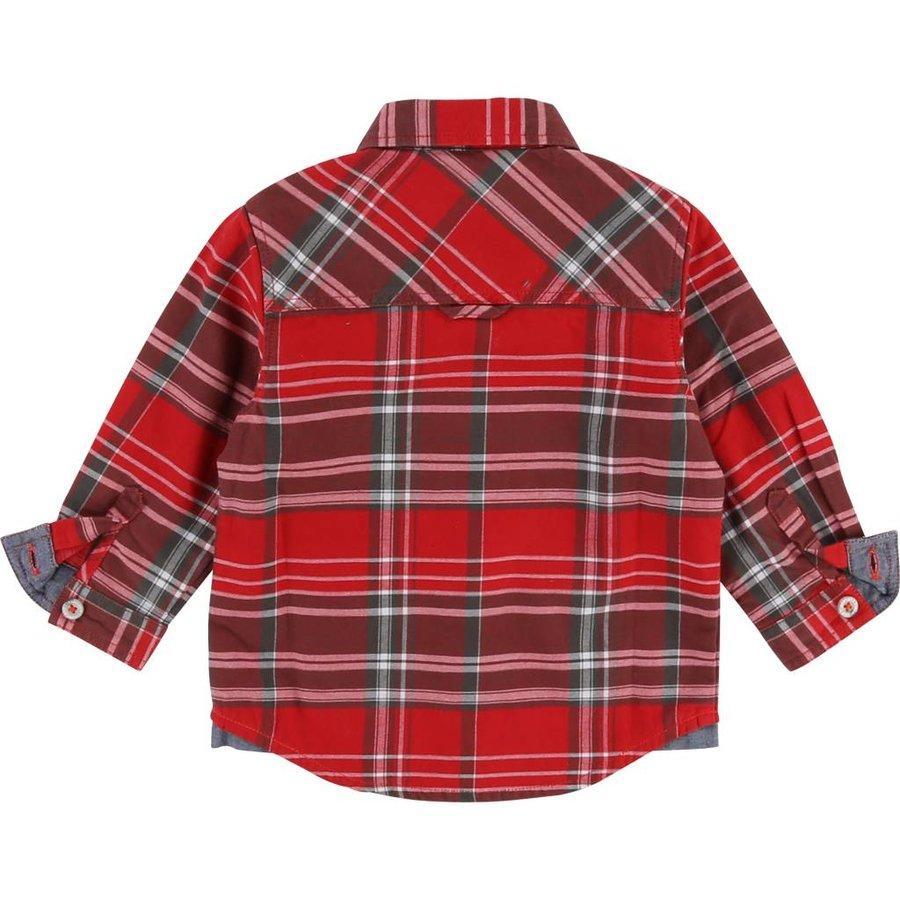 overhemd met ruit