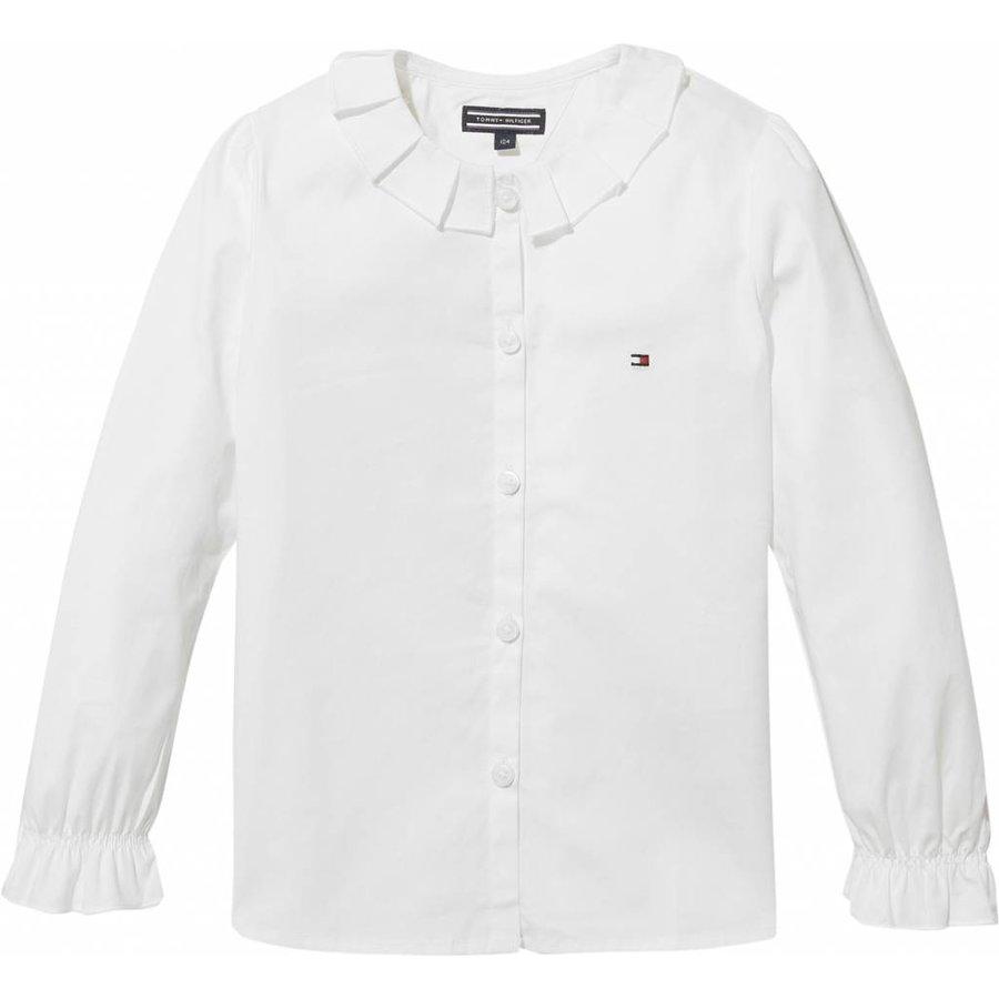 blouse met kraag