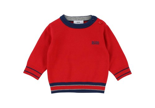 Hugo Boss trui - rood