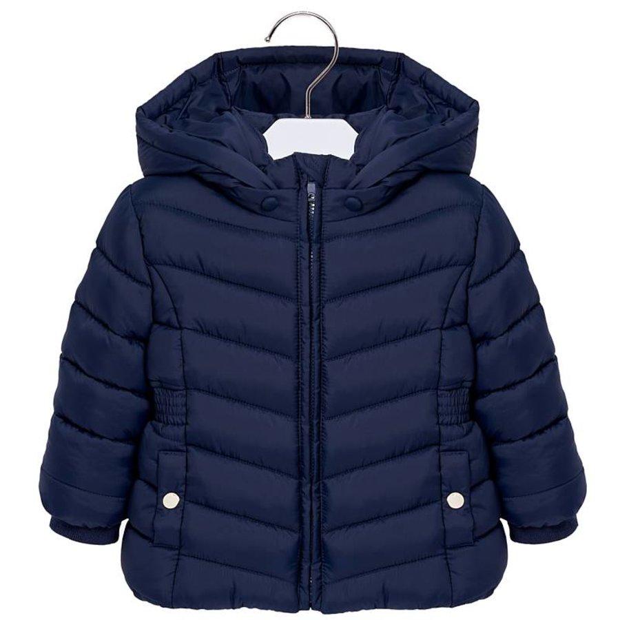 gevoerde jas