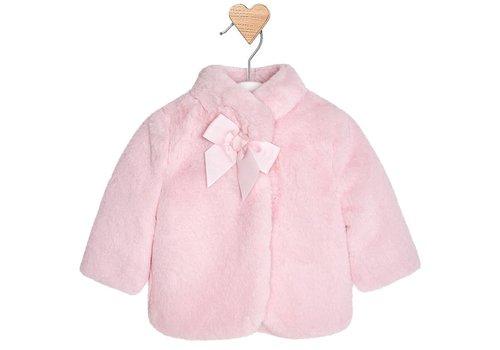Mayoral jas fake fur