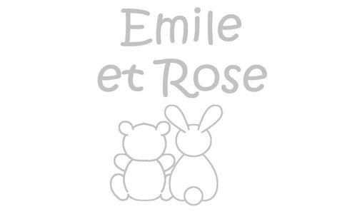 Emile et Rose
