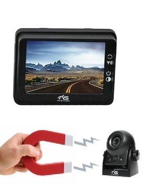 RVS-systemen 3.5 Inch Monitor Achteruitrijcamera set