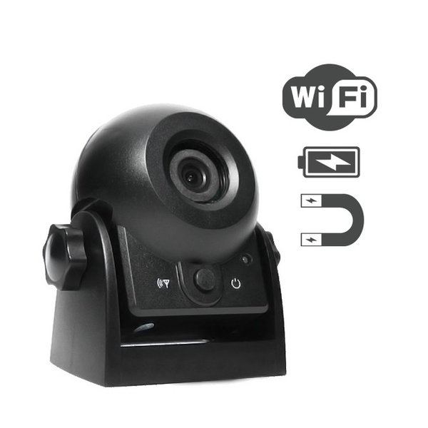 RVS-systemen Wifi Camera RWI-007 Achteruitrijcamera Wifi Draadloos Magneet