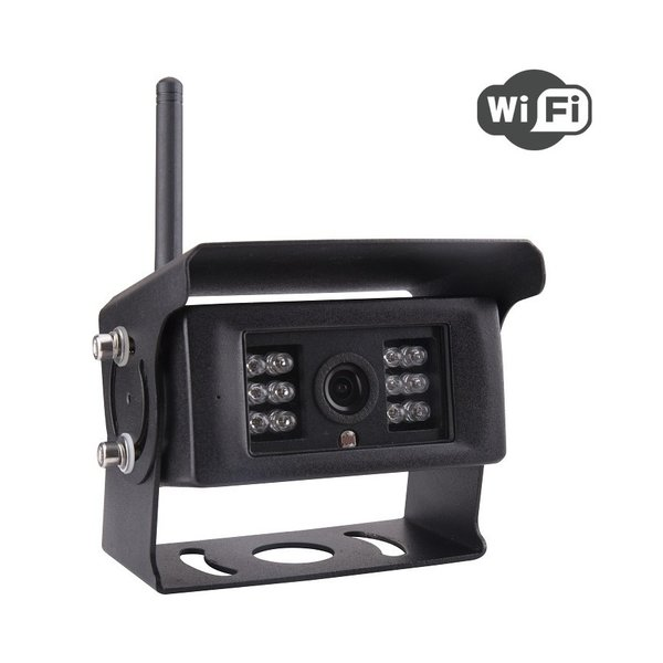 RVS-systemen Wifi Achteruitrijcamera 12/24 Volt