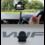 RVS-systemen Monitor 4.3 Wifi Camera Oplaadbaar - Achteruitrijcamera Draadloos Magneet