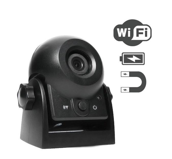 Draadloze Wifi magneet