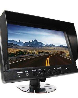 RVS-systemen 9 inch Monitor Digitaal RVM-980