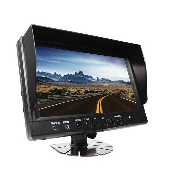 RVS-systemen Professionele Digitale Monitor 9 inch RVM-980