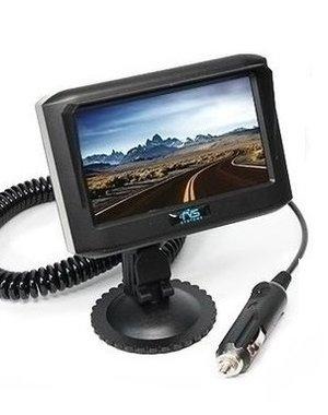 RVS-systemen 4.3 inch Monitor Draadloos RVM-430