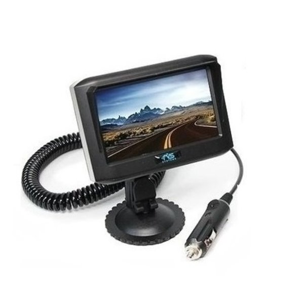RVS-systemen Draadloze Monitor 4.3 inch RVM-430