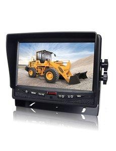 RVS-systemen 7 inch Monitor Digitaal Led RVM-780