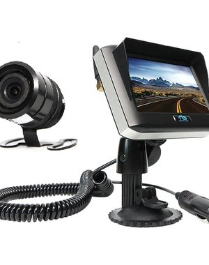 RVS-systemen 4.3 Monitor Wifi Camera