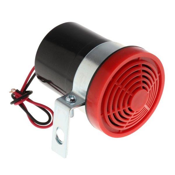 RVS-systemen Achteruitrij alarm White Sound - Basic