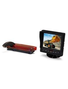 RVS-systemen Ford Transit Connect (2013-heden) Remlichtcamera Monitor 5 inch RVM-560