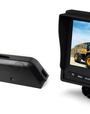 RVS-systemen Iveco Daily (2014-2018) Remlichtcamera Monitor 5 inch RVM-560