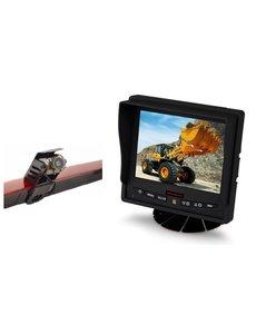 RVS-systemen Mercedes Vito (2011-2014) Remlichtcamera Monitor 5 inch RVM-560