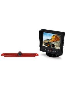 RVS-systemen Mercedes Sprinter Led  (2007-heden) Remlichtcamera Monitor 5 inch RVM-560