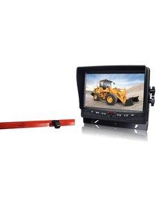 RVS-systemen Mercedes V-klasse (2016 tot heden) Remlichtcamera  Monitor 7 inch RVM-780