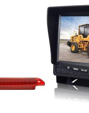 RVS-systemen Mercedes Sprinter Led  (2007-heden) Remlichtcamera Monitor 7 inch RVM-780
