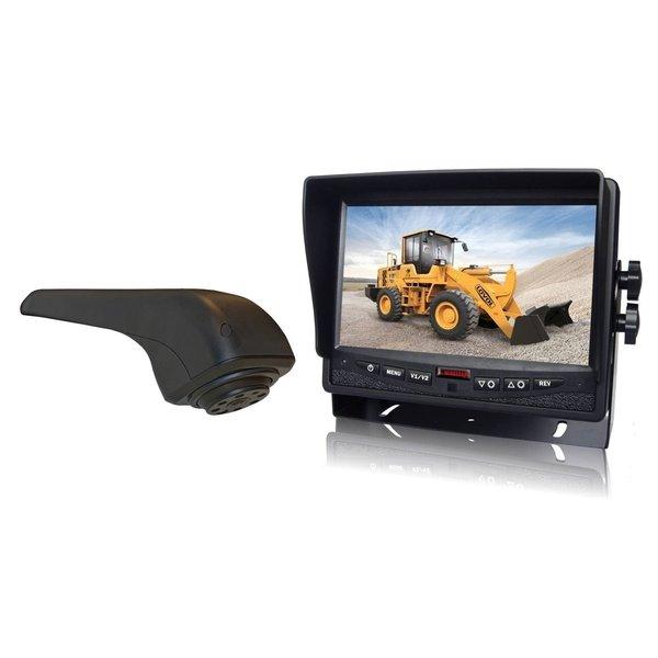 RVS-systemen VW Crafter Originele (2017-heden) Remlichtcamera Achteruitrijcamera Monitor 7 inch RVM-780